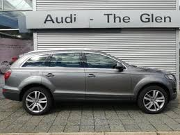 audi q7 autotrader used audi q7 cars for sale in johannesburg on auto trader