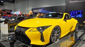 2006 lexus gs430 kbb first customized lexus lc 500 makes grand entrance at sema