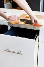 Kitchen Cabinet Garbage Drawer Best 10 Built In Kitchen Bins Ideas On Pinterest Playroom