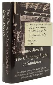 the changing light at sandover search results for