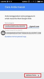 cara membuat akun gmail tanpa verifikasi nomor telepon 2015 buat akun google tanpa no hp mudah lewati verifikasi aja