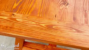 How To Build A Farmhouse Table How To Build A Farmhouse Table And Benches For 250 Woodworking