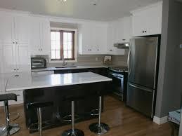 cuisine 2 couleurs cuisine 2 couleurs beautiful cuisine bois nos réalisations armoires