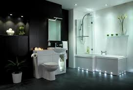 led lights in grout contemporary led bathroom lighting pertaining to modern cool