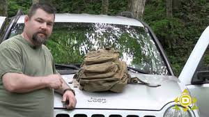 ultimate bug out vehicle urban survival omega gear bug out bag and survival pack youtube