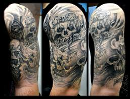 half sleeve designs for black and white get ahead of