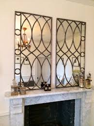 Art Deco Design Irish Elegant Stunning Art Deco Design Window Mirror Panels Art
