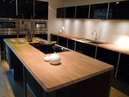 high gloss black kitchen cabinets beautiful kitchens black kitchen interior with a touch of nature