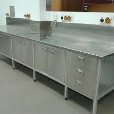 Stainless Steel Kitchen Cabinets Bench Stainless Steel Kitchen Benches Stainless Steel Stainless
