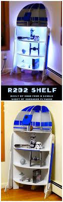 r2d2 shelf diy corner shelf tutorial crafting news