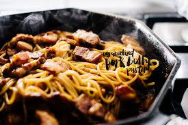 vietnamese caramelized pork belly pasta recipe pork belly