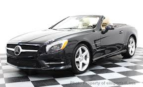 mercedes amg sl550 2014 used mercedes certified sl550 amg sport convertible