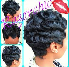 razor haircuts in atlanta ga 143 best fingerwaves images on pinterest braids short haircuts