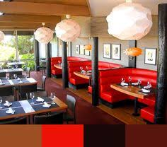 Top  Restaurant Interior Design Color Schemes Interior Design - Interior design ideas for restaurants