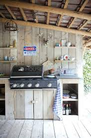 rustic outdoor kitchen ideas primitive outdoor kitchen kitchen island table thelodge club