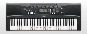 yamaha keyboard lighted keys ez 220 overview portable keyboards keyboard instruments