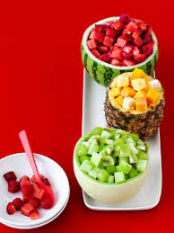 fruit table display ideas fun summer party ideas food network food network
