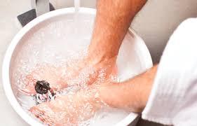 bassine pour bain de si e bain de pieds tout pratique