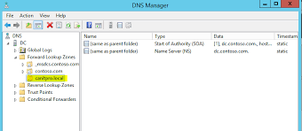 What Is Dns Domain Name by Step By Step Guide To Rename Active Directory Domain Name Rebeladmin