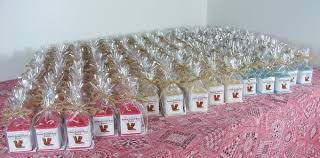 candle party favors american cancer society s hawaii cattle baron s a big success
