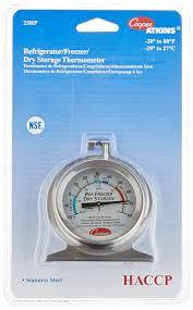 amazon com refrigerator thermometers home u0026 kitchen