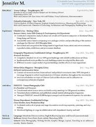 resume experience chronological order or relevance theory entry level resume sle work pinterest resume format