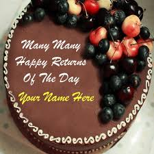 happy birthday cake with name u2013 birthday cake images happy