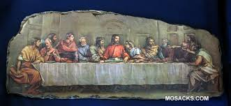 joseph s studio easter gifts last supper wall plaque joseph s studio renaissance 41437