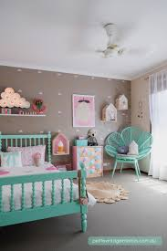 Vintage Style Girls Bedroom One Room Three Looks A Cotton Candy Inspired U0027s Room Child