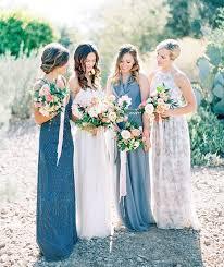 mix match bridesmaid dresses custom mix match wedding by synderela brides