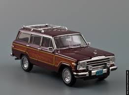 1960 jeep wagoneer лучший в породе jeep grand wagoneer diecast 43