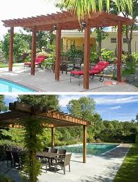 Pool Pergola Ideas by 53 Best Pool Shade Images On Pinterest Patio Ideas Backyard