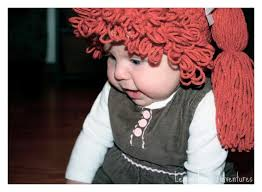 Cabbage Patch Halloween Costume Baby Simple Cabbage Patch Doll Costume