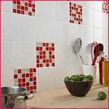 carrelage mural de cuisine leroy merlin horloge stickers leroy merlin avec stickers cuisine design