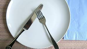 How To Set Silverware On Table How To Place Utensils When Finished Eating Synonym