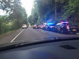 crash forces delays east of reedsport news theworldlink com