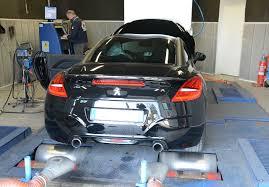 peugeot rcz r peugeot rcz r 1 6t 270 hp 2013 u003e 2015 peugeot exhaust systems