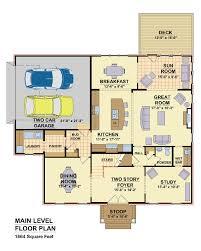 v a floor plan 4565 chownings trl blacksburg va progress street builders