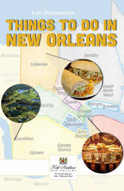 Map Of New Orleans Area by Things To Do In New Orleans The French Quarter U0026 Beyond