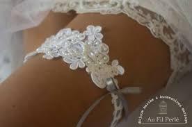 jarretiere mariage bijoux pour mariée à prix très doux créations de