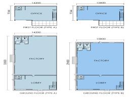 Industrial Floor Plans New Juru Industrial Park Site U0026 Floor Plan