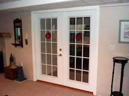 interior french doors with glass sidelights interior french