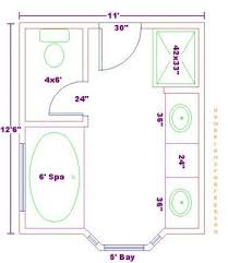 Free Bathroom Design Best 20 Bathroom Plans Ideas On Pinterest Master Bedroom Layout