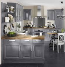cuisine repeinte en gris photos de cuisine repeinte en gris charmant bistro patin la