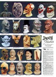 halloween mask for sale halloween masks branded in the 80s