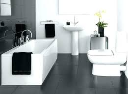 gray and black bathroom ideas small black and white bathroom designmint co