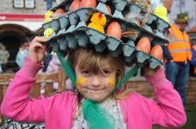 easter bonnets cracking turnout for sheringham easter bonnet parade