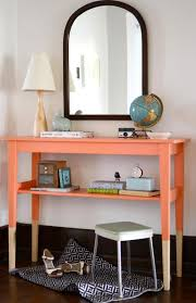 Narrow Entryway Cabinet Furniture Entry Way Orange Color Of Long Entryway Table Foyer