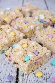 easter goodies easter rice krispies treats inside brucrew