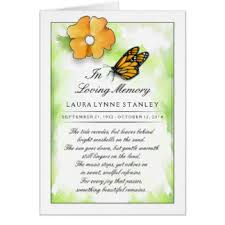 Funeral Service Invitation Funeral Notices Gifts Funeral Notices Gift Ideas On Zazzle Ca